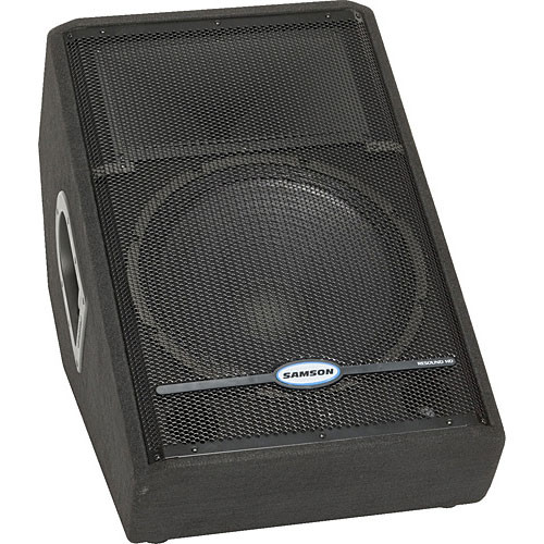 "Samson RS15MHD Resound HD 15"" Wedge Monitor Speaker"