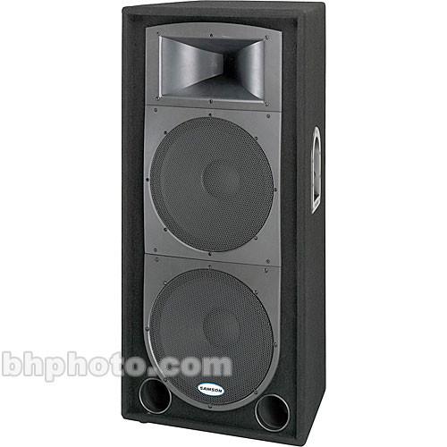 Samson Resound RS215 PA Speaker