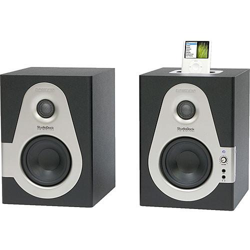 Samson StudioDock 4i USB Stereo Speakers