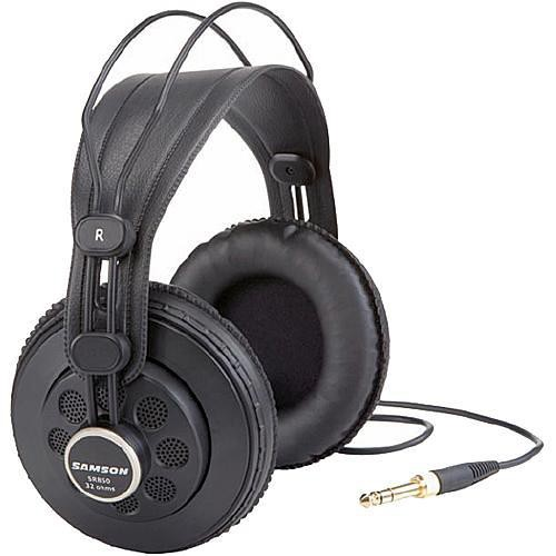 Samson SR850 Semi-Open Studio Reference Headphones