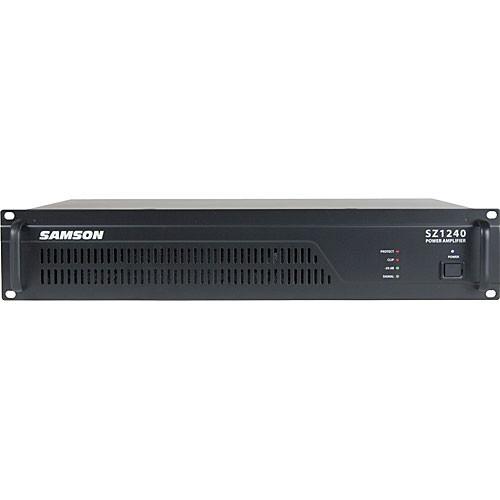 Samson SZ1240 240W Single-Channel Power Amplifier