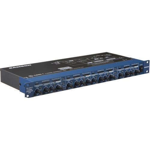 Samson S-COM4 - Four Channel Compressor/Limiter