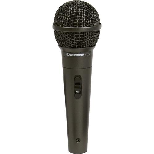 Samson R31S Hypercardioid Handheld Microphone