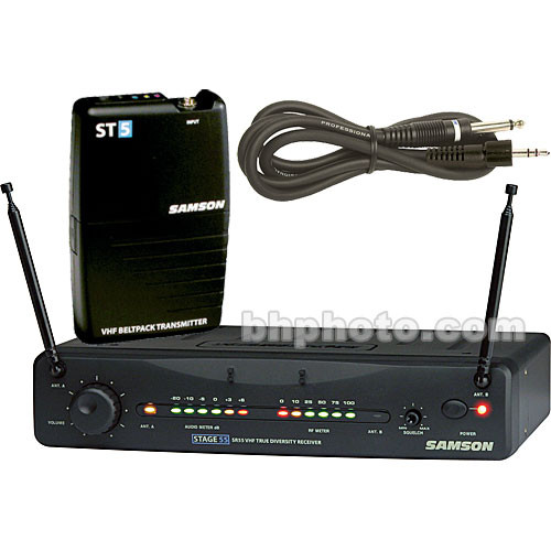 Samson Stage 55 Wireless Microphone System