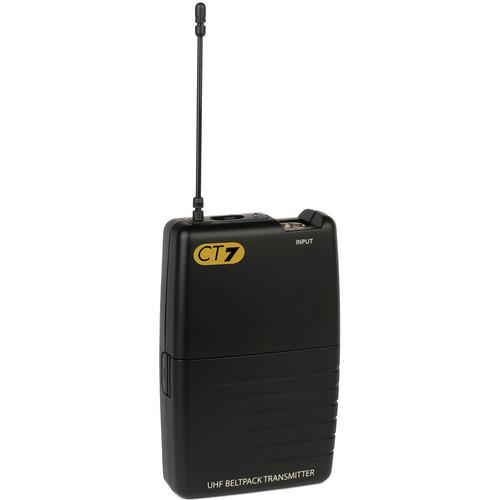 Samson CT7 Portable Wireless Bodypack