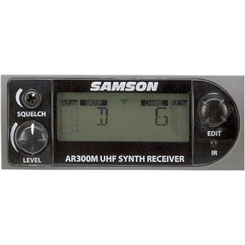 Samson AR300M AirLine Synth UHF Wireless Microphone Receiver Module