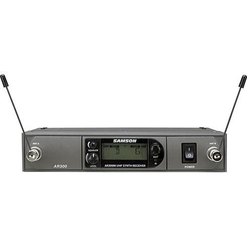 Samson AR300 AirLine Synth True-Diversity Wireless Receiver