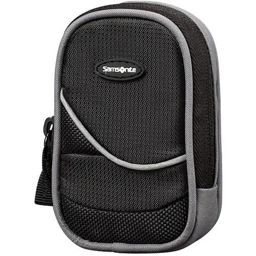 Samsonite Small Camera Bag (Black and Gray)