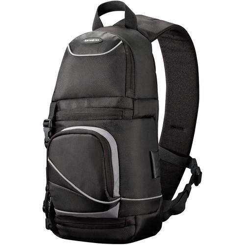 Samsonite Large Shoulder Camera Case (Black/Grey)