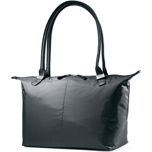 "Samsonite Jordyn Tote with 15.6"" Laptop Pocket (Black)"