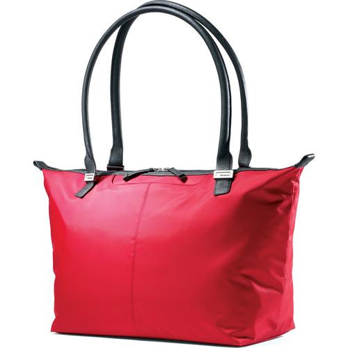 """Samsonite Jordyn Tote with 15.6"""" Laptop Pocket (Ruby Red)"""