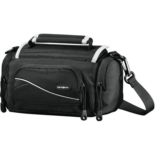 Samsonite Camcorder Bag (Black/Gray)