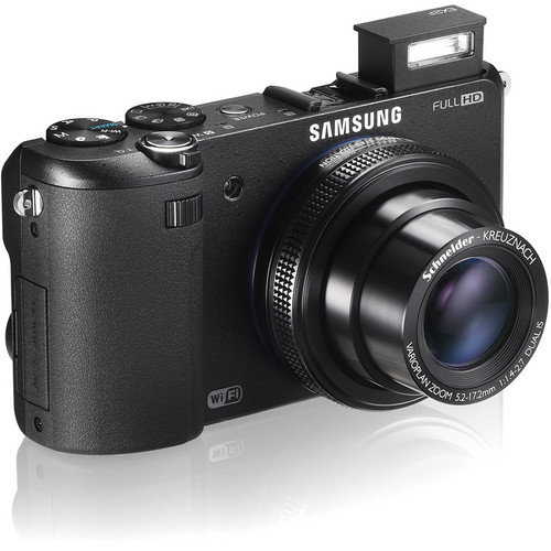 Samsung EX2F Digital Camera (Black)