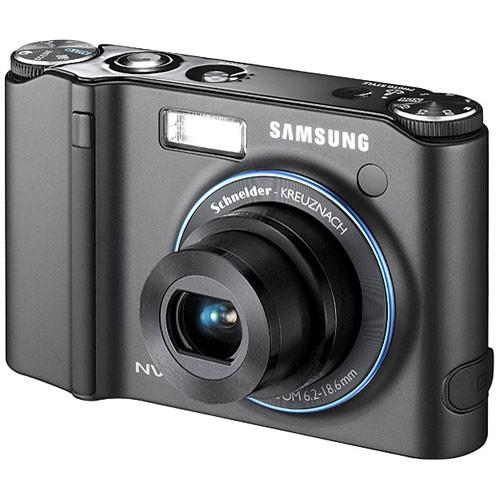 Samsung NV40 Digital Camera (Black)