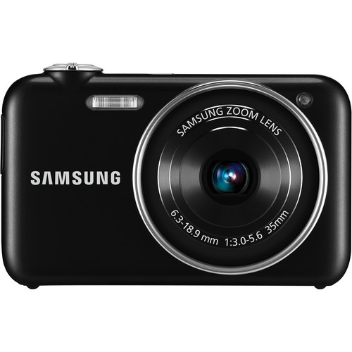 Samsung ST80 Digital Camera (Black)