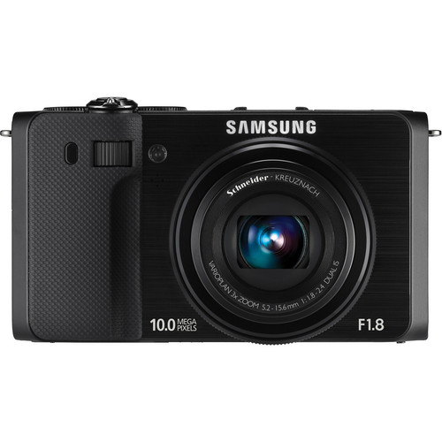 Samsung TL500 Digital Camera (Black)