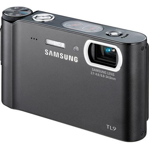 Samsung TL9 Digital Camera (Black)