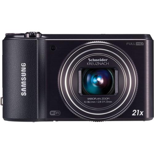 Samsung WB850F SMART Long Zoom Digital Camera (Black)