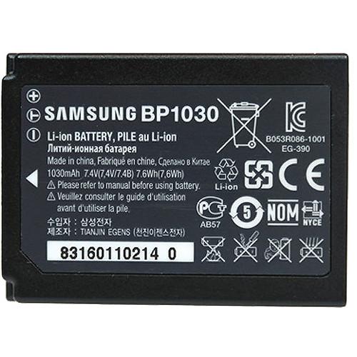 Samsung ED-BP1030 Battery Pack for NX200 / NX210 / NX1000 Camera (7.4V, 1030mAh)