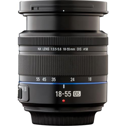 Samsung 18-55mm f/3.5-5.6 OIS Portrait Zoom Lens