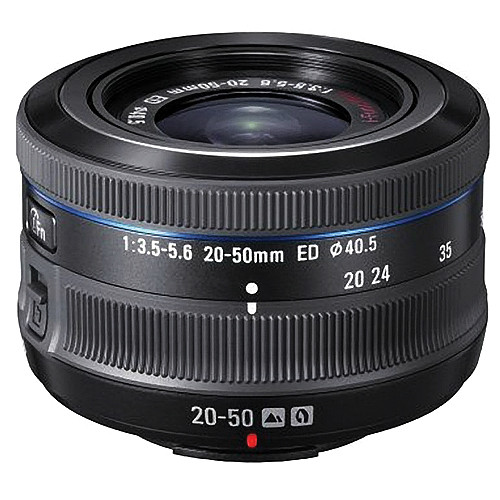Samsung 20-50mm f/3.5-5.6 ED NX iFunction Standard Zoom Lens