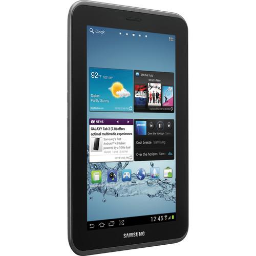 "Samsung 8GB Galaxy Tab 2 7.0"" Tablet (Titanium Silver)"