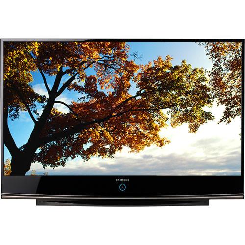 """Samsung HL61A750  61"""" Widescreen DLP HDTV"""