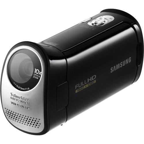 Samsung HMX-T10 HiDef Camcorder (Black)