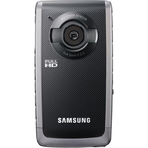 Samsung W200 Rugged Full HD 1080p Pocket Camcorder (Titan Gray)