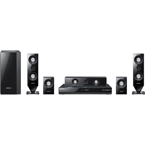 Samsung HT-C6500 5.1 Channel Blu-ray Home Theater System