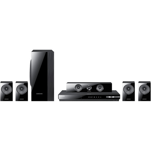 Samsung HT-E5400 Home Theater System With Blu-ray & Wi-Fi