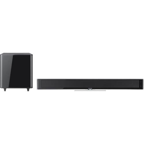Samsung HT-WS1 Soundbar Home Theater System (Gray)