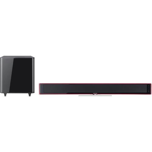 Samsung HT-WS1 Soundbar Home Theater System (Red)
