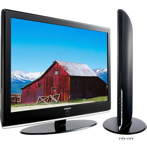 "Samsung LN-T4661F 46"" Wide LCD HDTV - Black"