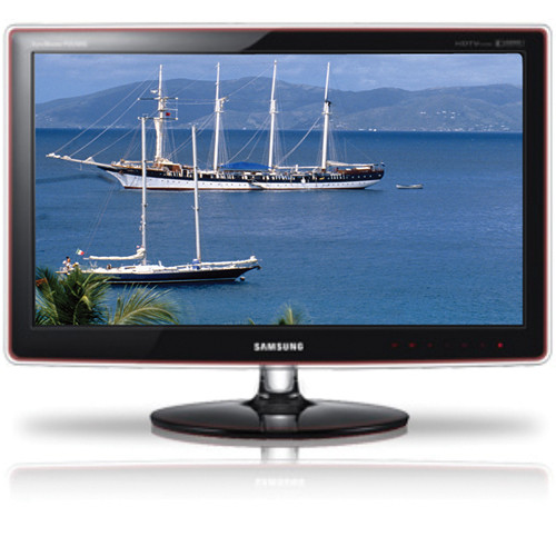 "Samsung SyncMaster P2770HD 27"" Widescreen LCD TV Monitor"