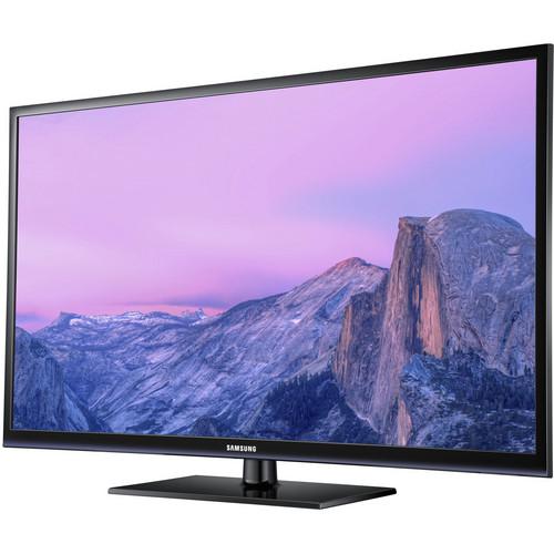 """Samsung PN60E530 60"""" Class Slim PDP Full HDTV"""