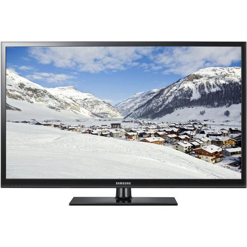 "Samsung PS-51E450A1M 51"" Narrow Bezel Multisystem Plasma TV"