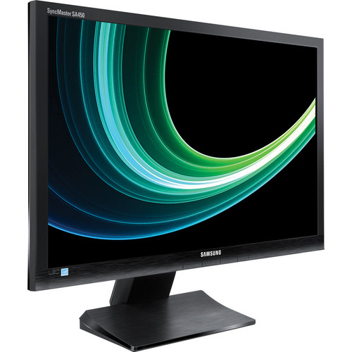 """Samsung S22A450BW 21.5"""" 450 Series Business LED Monitor"""