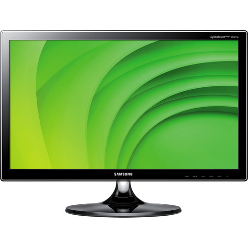 """Samsung S23B550V 23"""" Class LED Monitor with MagicAngle (ToC Cabinet)"""