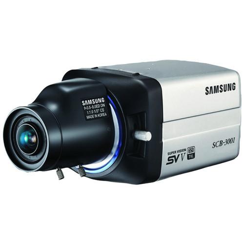 Samsung 650 TVL True Day/Night Box Camera (No Lens)
