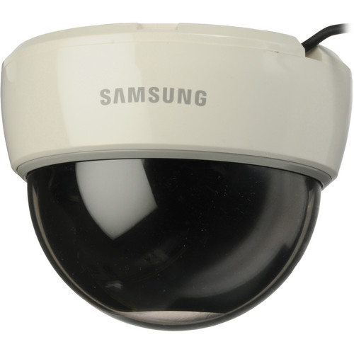 Samsung 600 TVL Day/Night Small Indoor Dome Camera with 3.7mm and 8mm Lenses