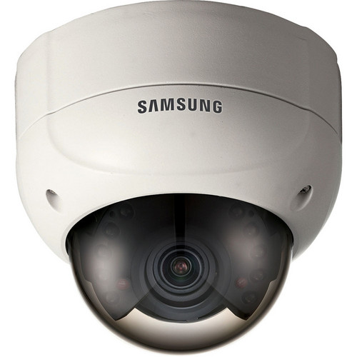 Samsung 600 TVL Day/Night IR Dome Camera with 2.8 to 10mm Lens
