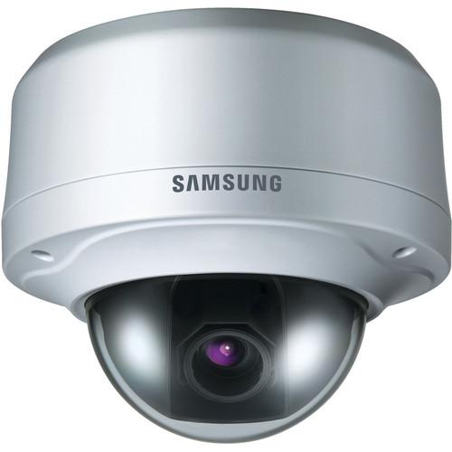 Samsung SCV-3080 High-resolution WDR Vandal-resistant Dome Camera