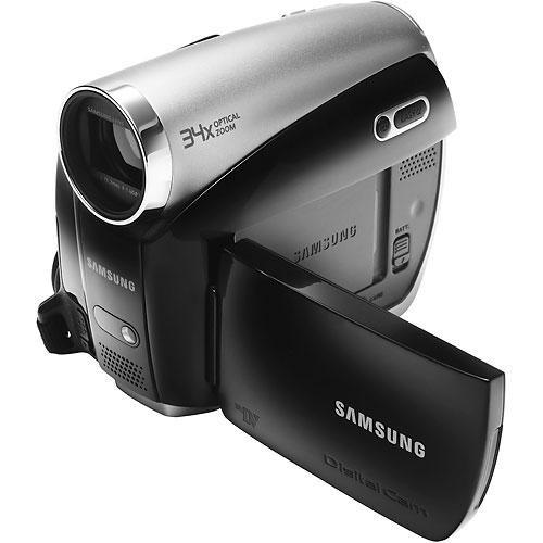 Standard Definition Camcorder (SC-D382) - Samsung US