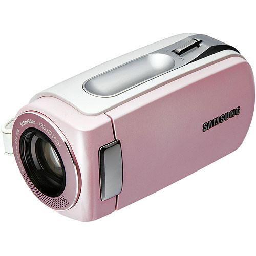 Samsung SC-MX10 Flash Memory Camcorder (Pink)