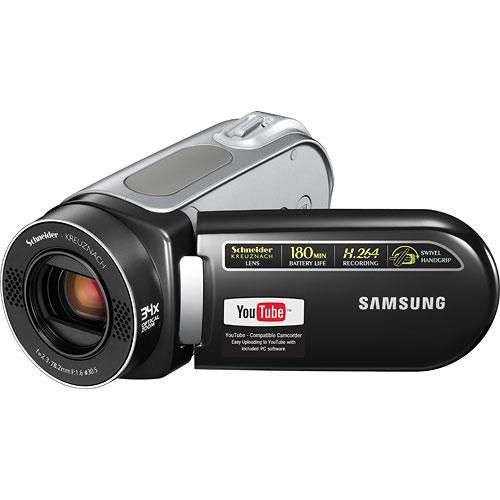 Samsung SC-MX20 Flash Memory Camcorder (Black)