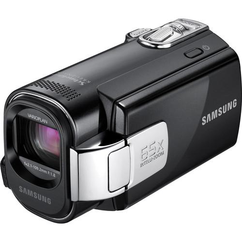 Samsung SMX-F40 Digital Memory Camcorder (Black)