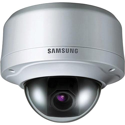 Samsung SNV-3120 Vandal-Resistant Network Dome Camera