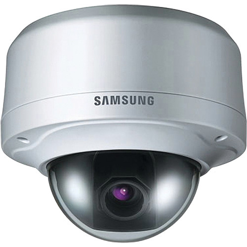 Samsung SNV-5080 1.3MP HD Vandal-Resistant Network Dome Camera