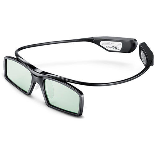 Samsung 3D Active Glasses for Samsung 3D TVs (2011 or Later)